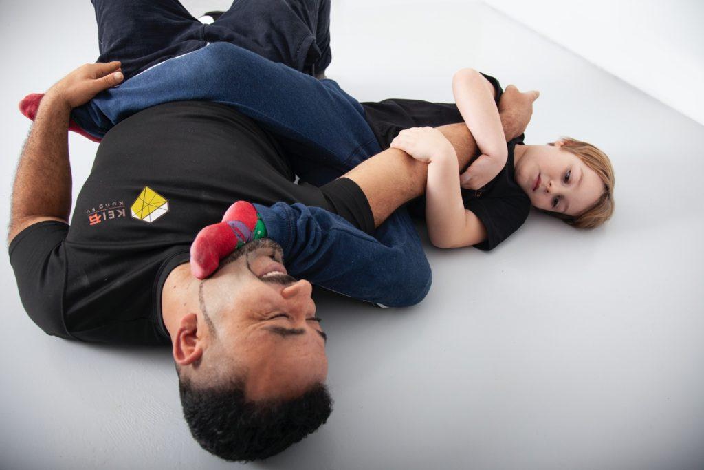 Kung Fu lessen voor kinderen bij KEI Kung Fu